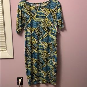 Lularoe Julia dress size XL